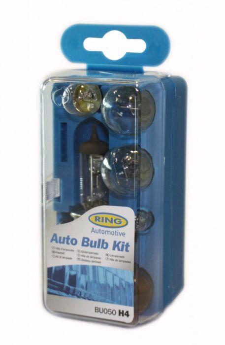 Ring H4 Mini Auto Bulb Kit