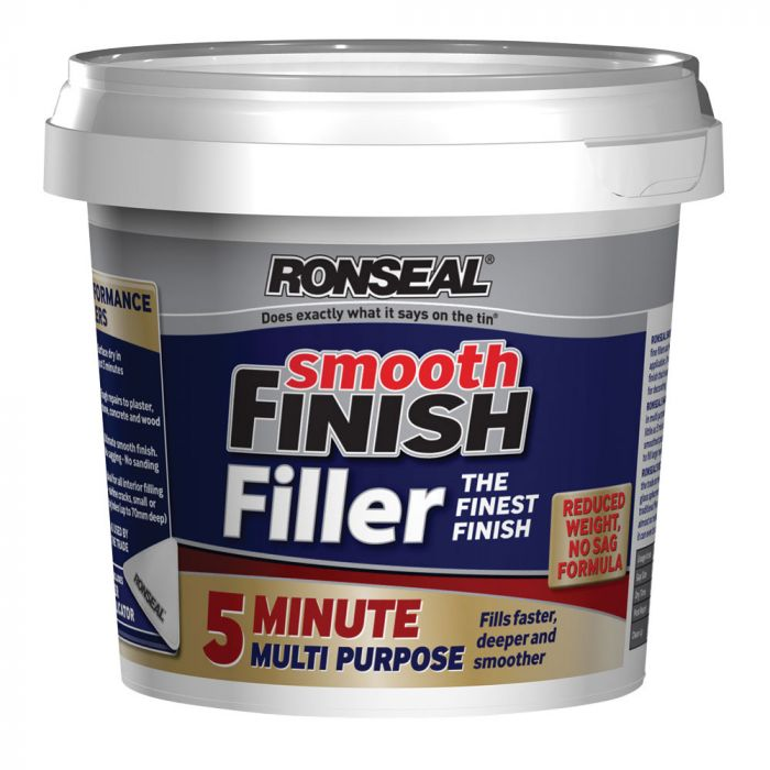 Ronseal 5 Minute Lightweight Filler 290ml Tub