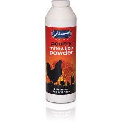 Johnsons Vet Poultry Mite & Lice Powder 250g