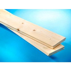 Cheshire Mouldings T&G Flooring 2 Pack 19 x 119 x 2.4m