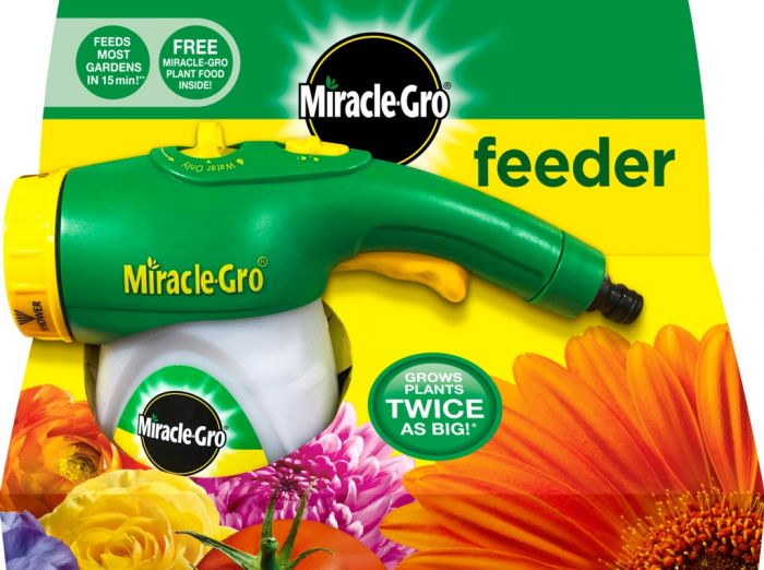 Miracle-Gro Feeder