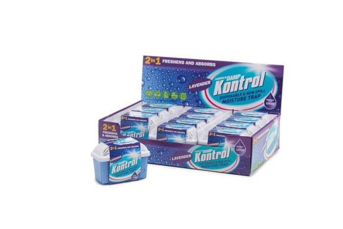 Kontrol Mini Moisture Trap Lavender Scent
