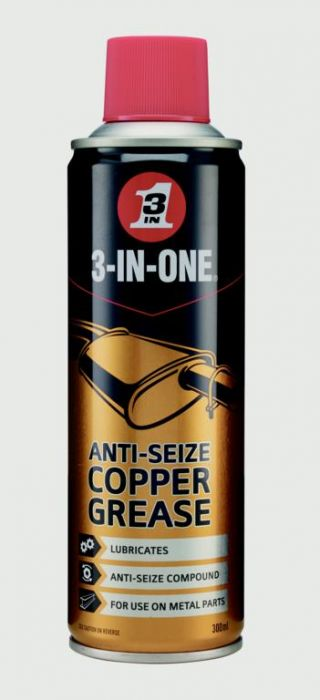 3-IN-ONE Anti-Seize Copper Grease 300ml