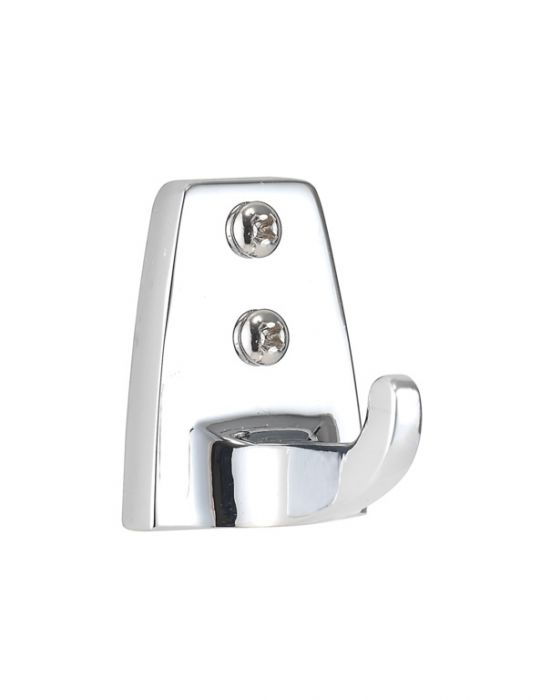 Croydex Sutton Robe Hook Chrome