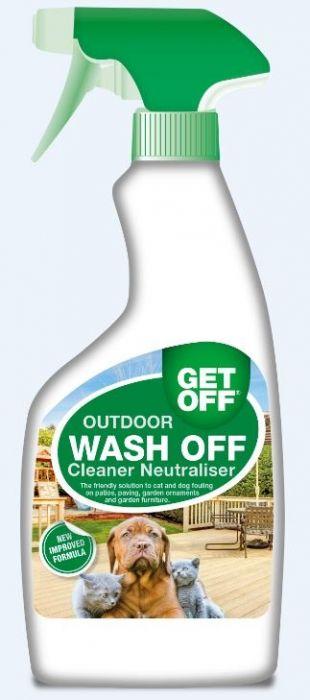 Get Off Outdoor Wash Off Cleaner Neutraliser 500ml Spray