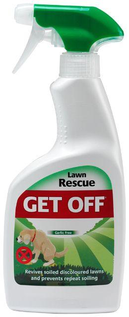 Get Off Lawn Rescue Spray 500ml