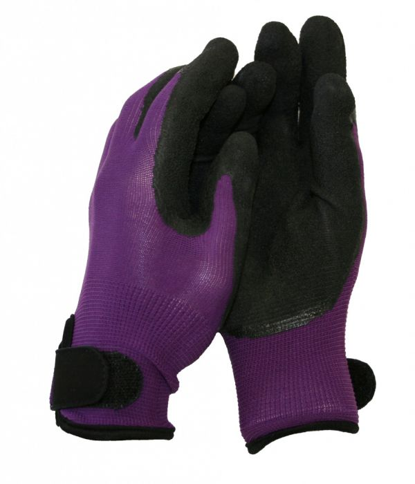 Town & Country Weedmaster Plus Gloves Plum Small