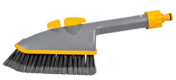 Hozelock Short Car Brush Plus Car Brush
