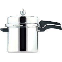 Prestige Smartplus High Dome Pressure Cooker 6L