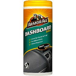 Armor All Dashboard Wipes Pack of 25 Matt