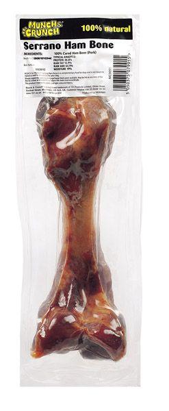 Munch & Crunch Serrano Ham Bone Big