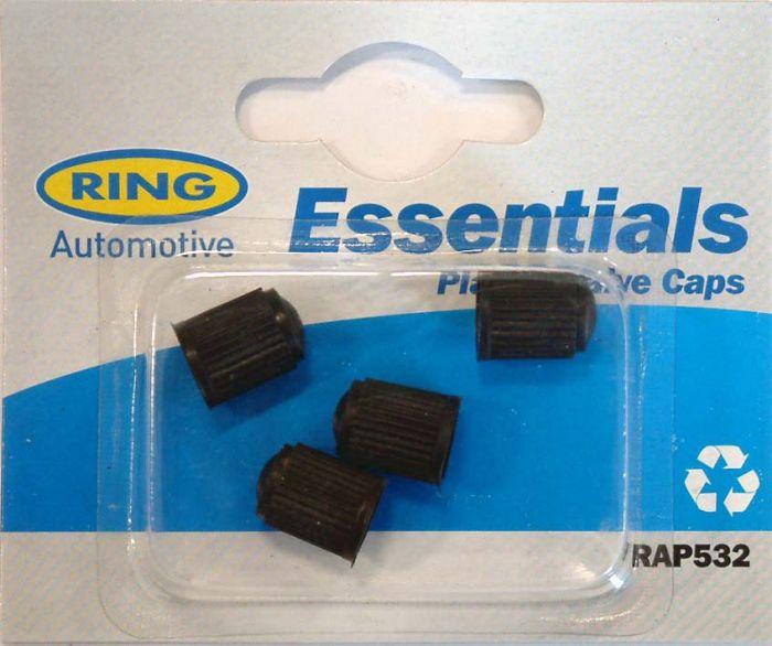 Ring Dust Cap Pack 4