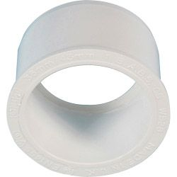 Polypipe Reducer From 40mm White