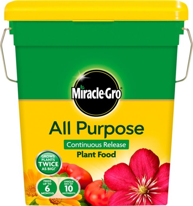 Miracle-Gro Continuous Release Plant Food 2kg