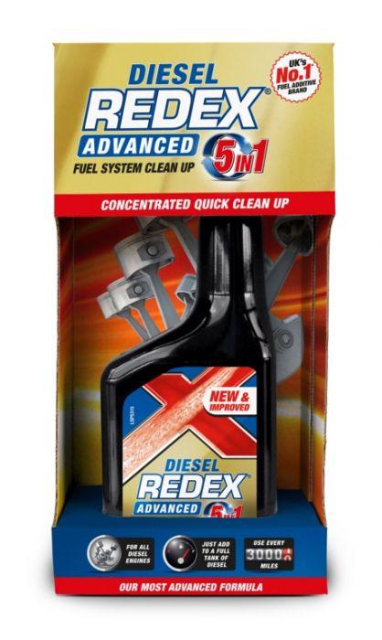 Redex Diesel Advanced Fuel System Cleaner 500ml