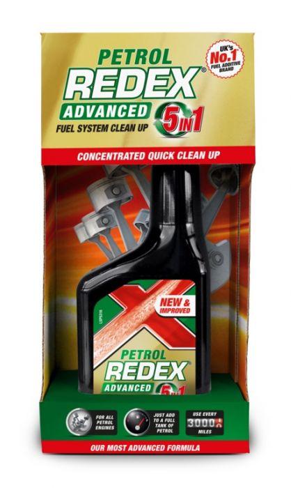 Redex Petrol Advanced Fuel System Cleaner 500ml