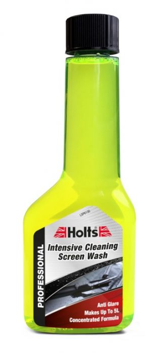 Holts One Shot Screenwash 125ml