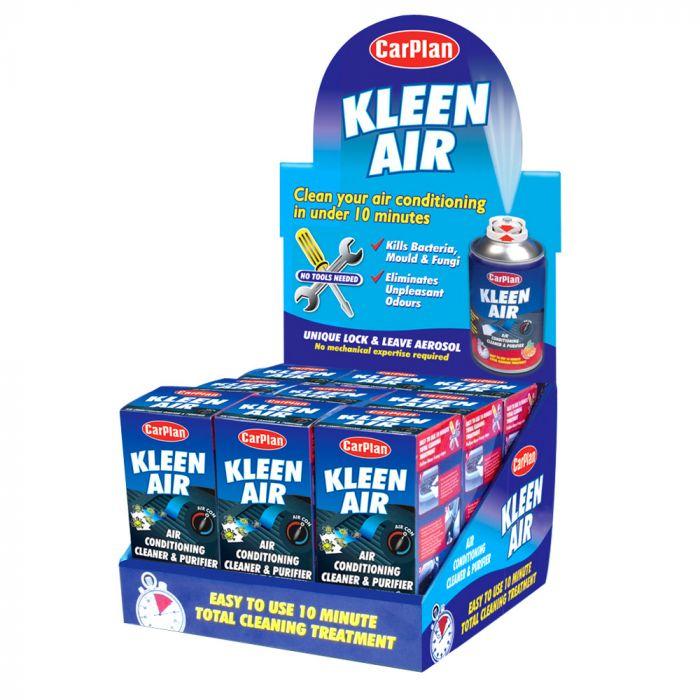 Carplan Kleen Air - Air Con Cleaner & Sanitiser 150ml