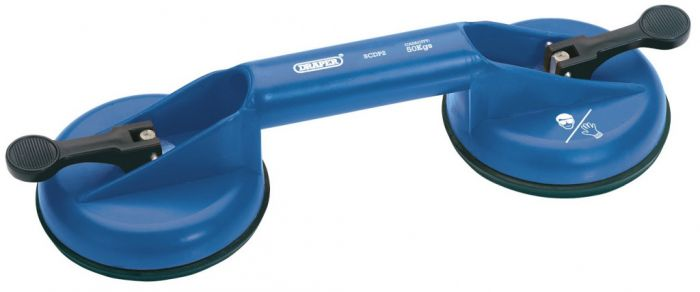 Draper Twin Suction Cup Lifter