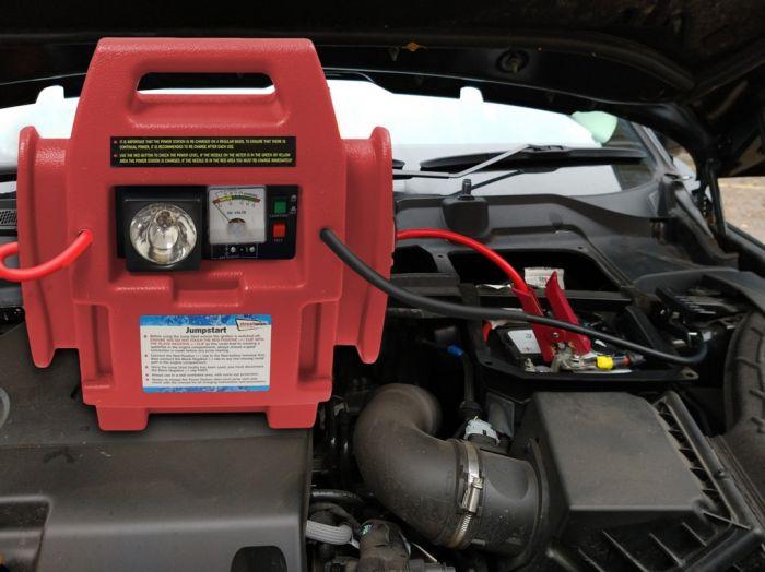 Streetwize Portable Power Station Rechargable