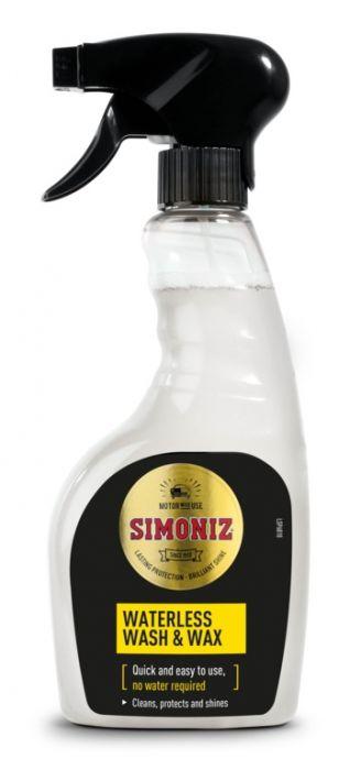 Simoniz Waterless Wash & Wax 500ml