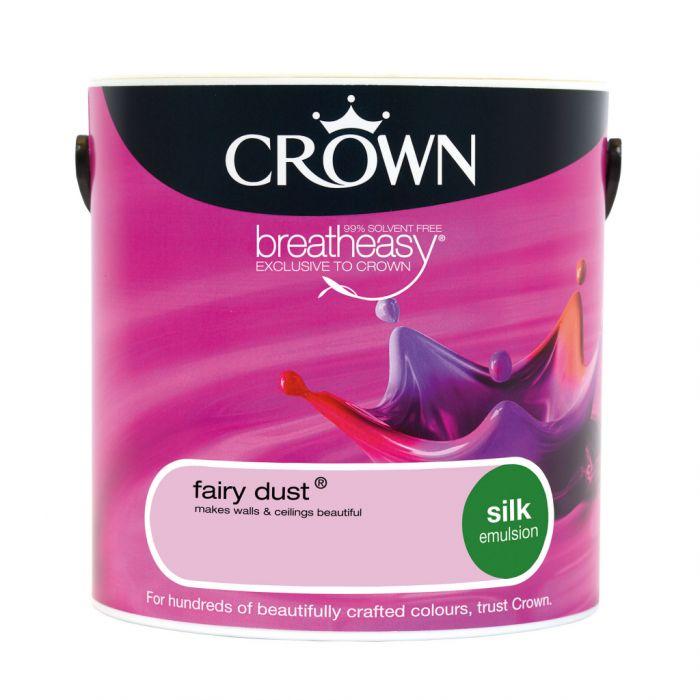 Crown Silk Emulsion 2.5L Fairy Dust