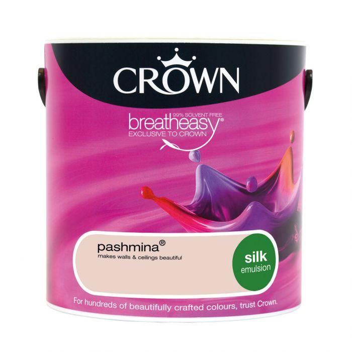 Crown Silk Emulsion 2.5L Pashmina