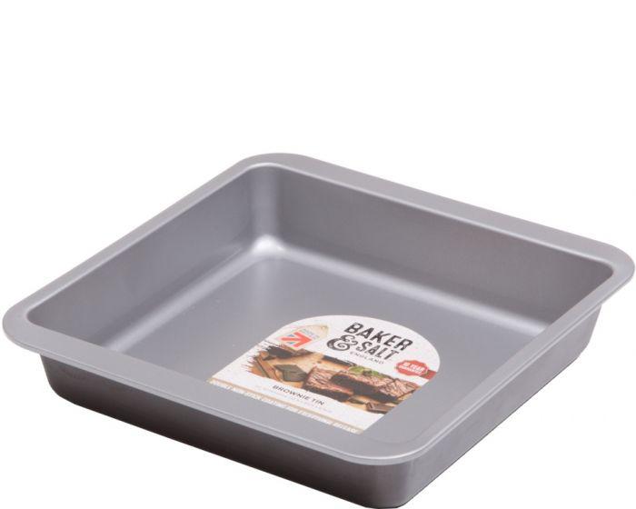 Baker & Salt Non Stick Brownie Pan