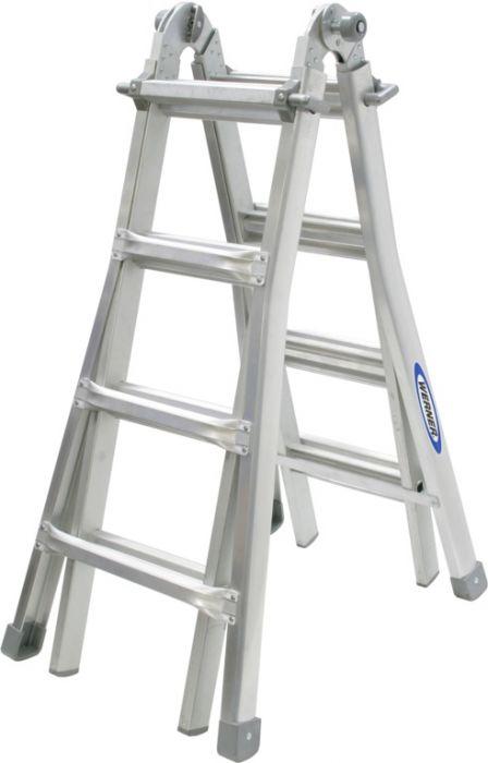 Werner Combination Ladder 4 Way