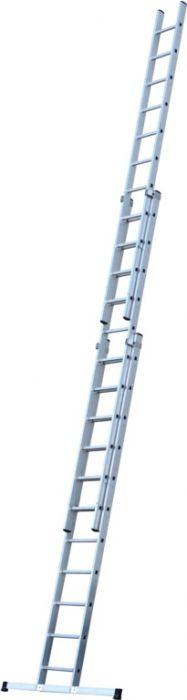 Werner 3 Section Trade Extension Ladder 3.38m