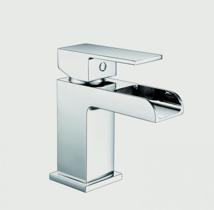 SP Cascade Mono Basin Mixer Tap H: 138mm D: 133mm