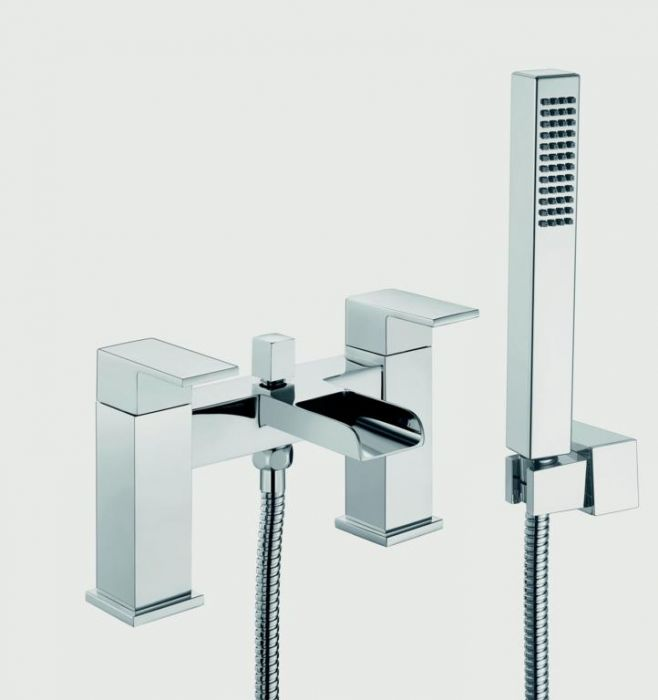 SP Cascade Bath Shower Mixer Tap H: 146mm D: 180mm