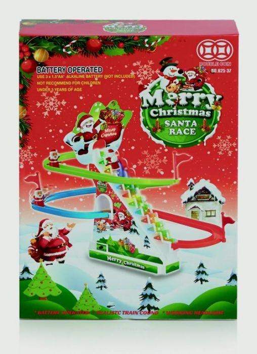 Merry Christmas Santa Race