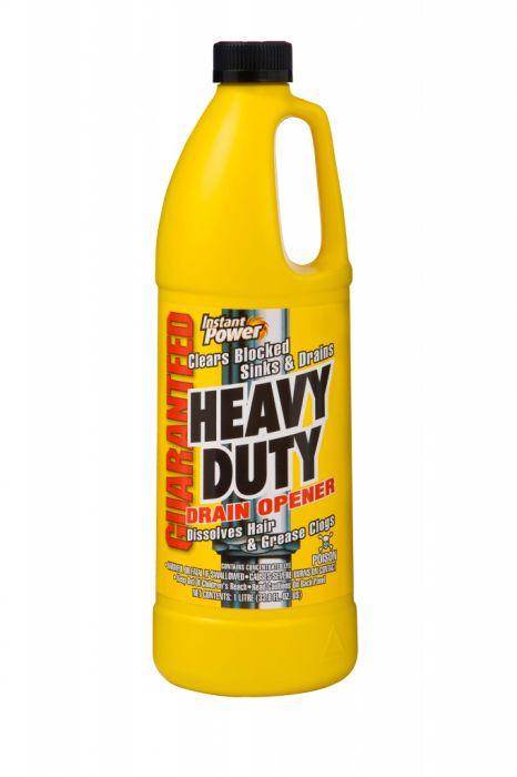 Instant Power Liquid Heavy Duty Drain Opener 1L