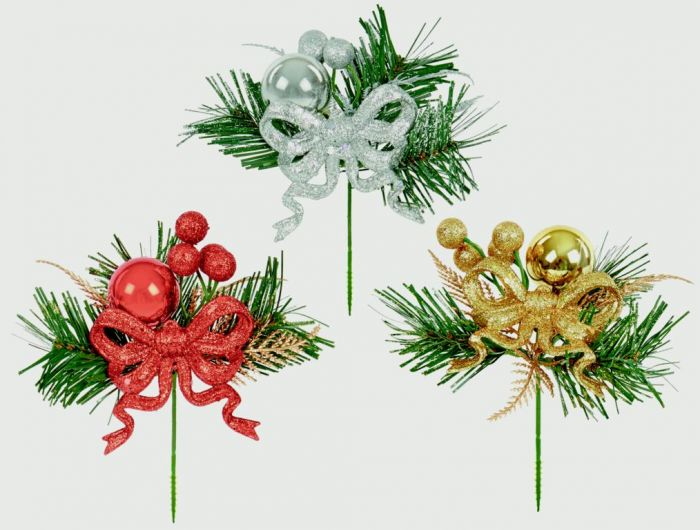 Bauble Bow Pick