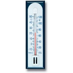 Brannan Short Wall Thermometer Two Piece