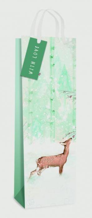 Forest Deer Gift Bag