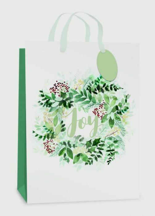 Wreath Gift Bag