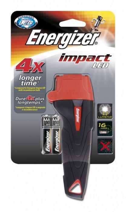 Eveready Impact 2AAA Torch