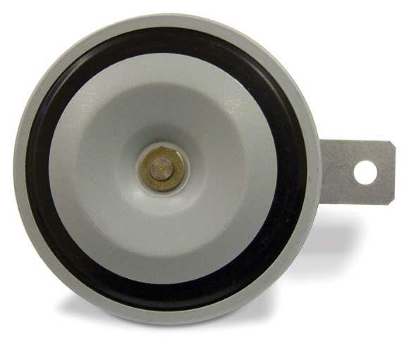 Streetwize Electric Horn-Hi Tone