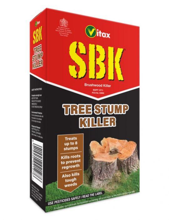 Vitax SBK Tree Stump Killer 250ml
