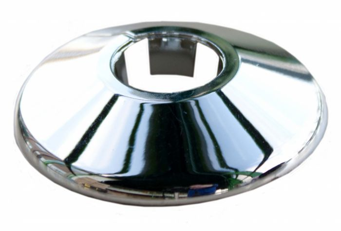 Oracstar Pipe Collar - 15mm Chrome (Pack 5)