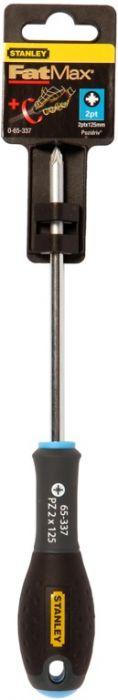 Stanley Fatmax Pozi Pozidriv Tip Number: 2 - Blade Length: 125mm
