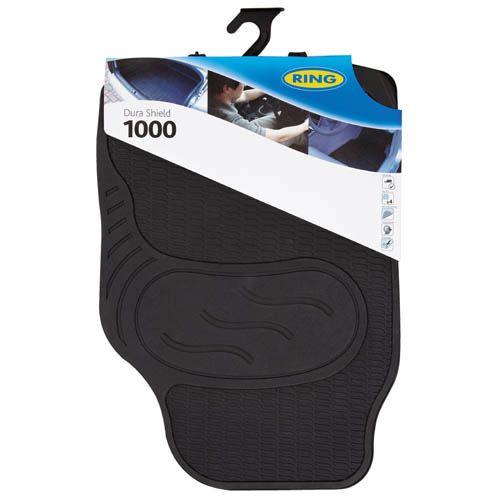 Ring Dura Shield 1000 Black / Grey