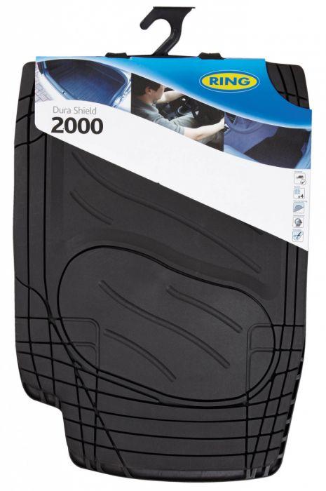 Ring Dura Shield 2000 Black / Grey