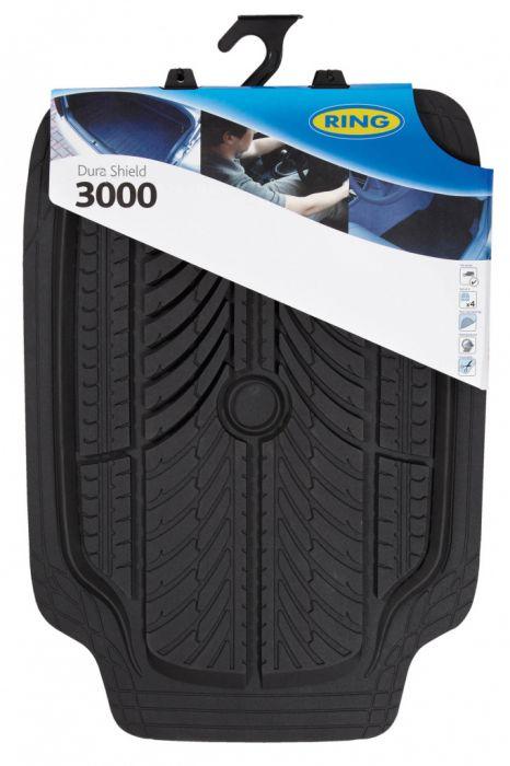 Ring Dura Shield 3000 Black / Grey