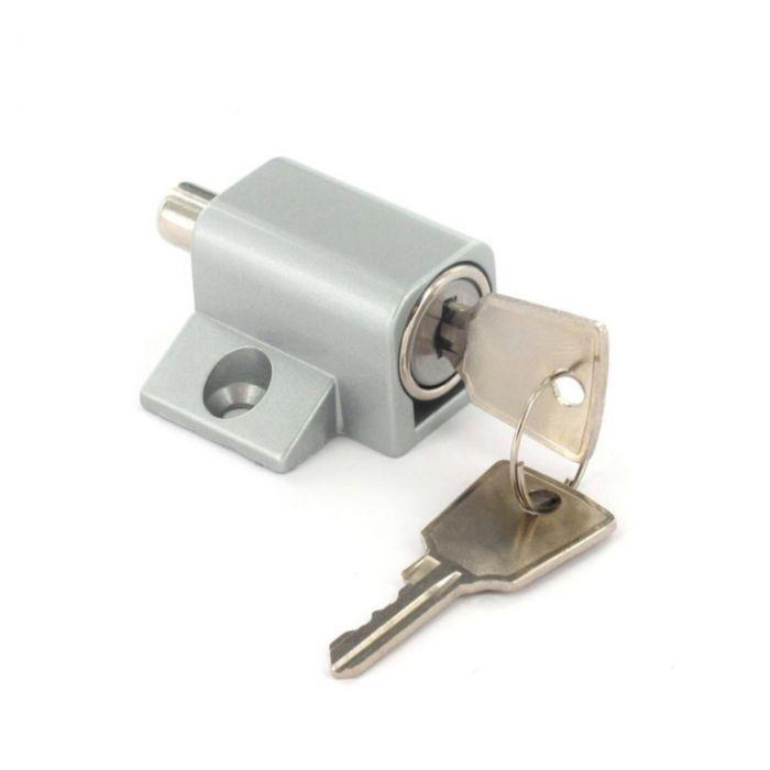 Securit Window/Patio Door Lock Silver