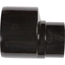 Polypipe Reducers 4/110mm Black