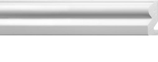 Emafyl White Architrave 2.2m 55 x 19mm