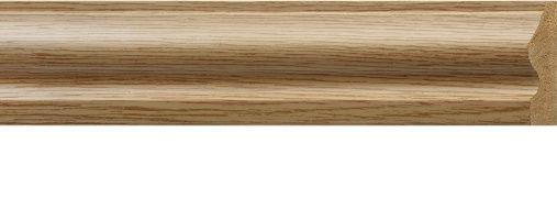 Emafyl Architrave 55 x 14mm x 2.2m Oak Effect